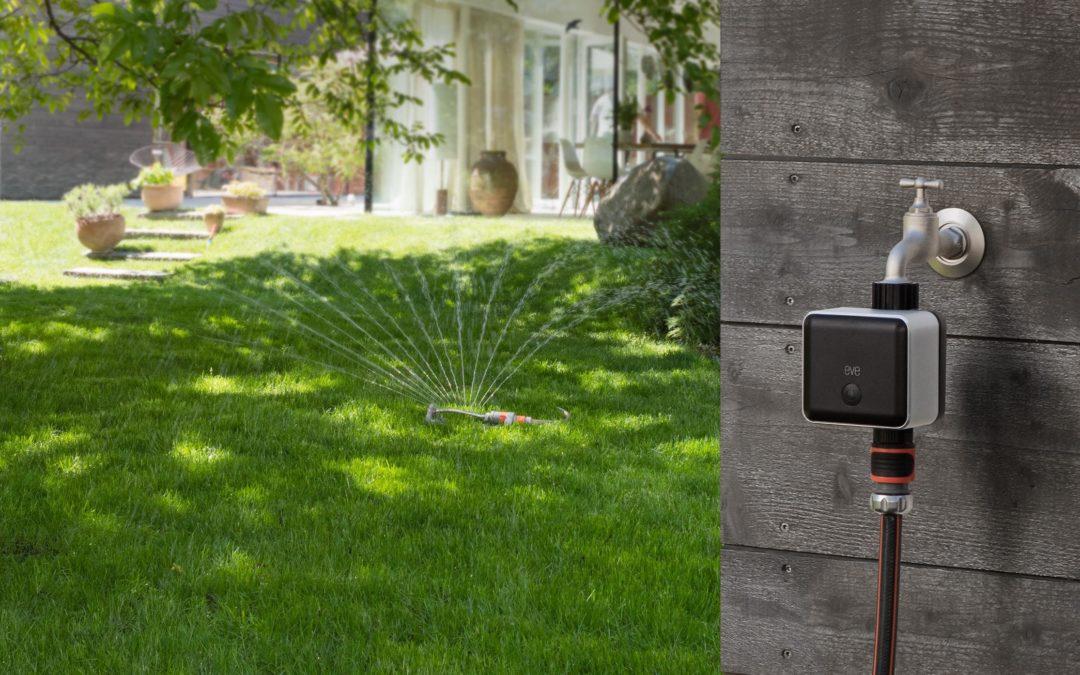 HomeKit-Bewässerungssteuerung wetterabhängig starten