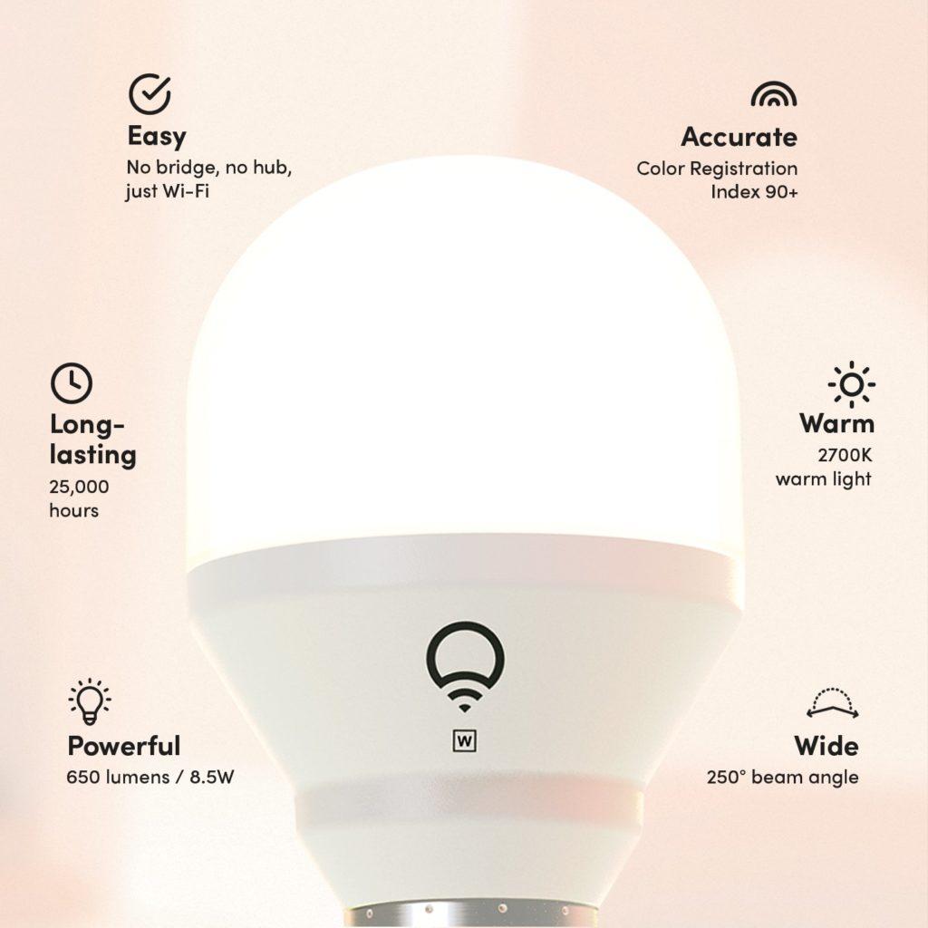 LIFX Einsteigerlampe