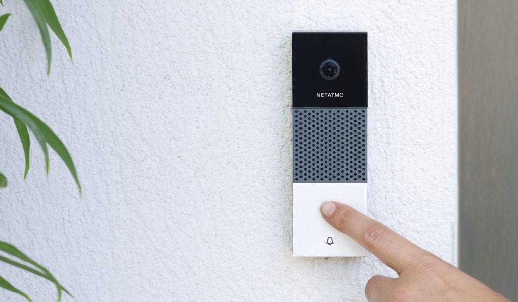 Netatmo Video Doorbell ist ab sofort verfügbar