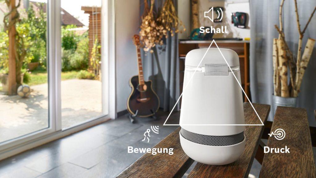 spexor: Das mobile Alarmgerät von Bosch startet morgen