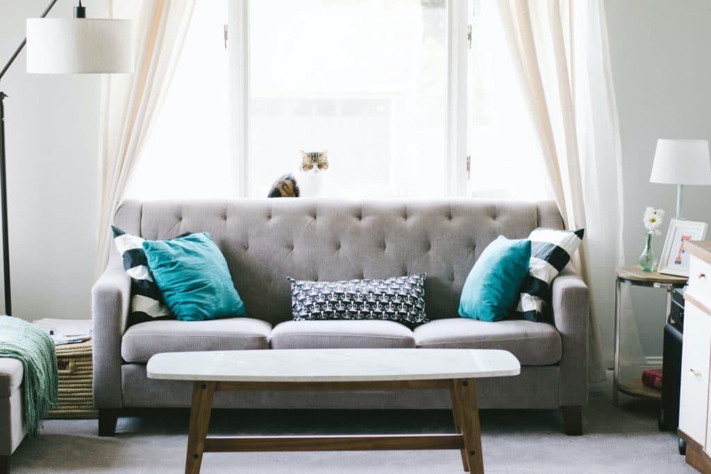 Anwesenheitserkennung auf dem Sofa