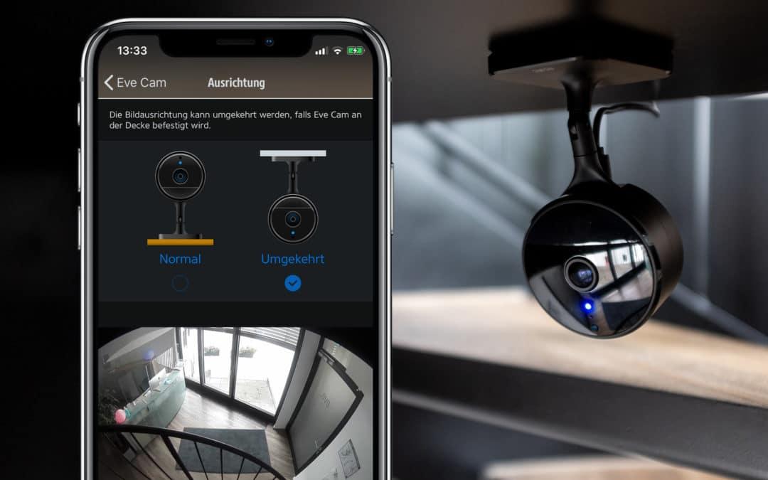 HomeKit Wochenrückblick: Eve-App erhält Update, aktuelle Angebote und mehr