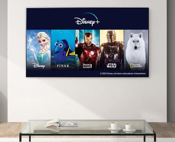 LG HomeKit Fernseher