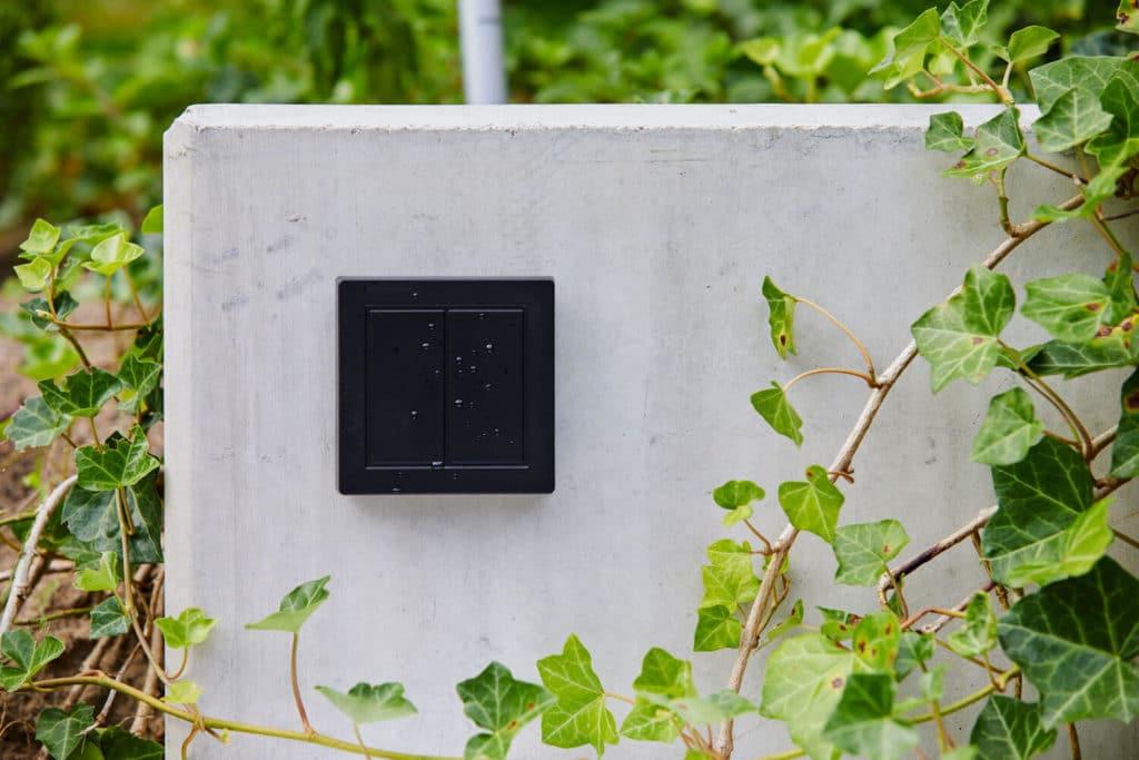 HomeKit-Schalter für den Außenbereich von Senic