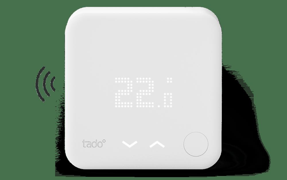 tado° präsentiert neuen Funk-Temperatursensor