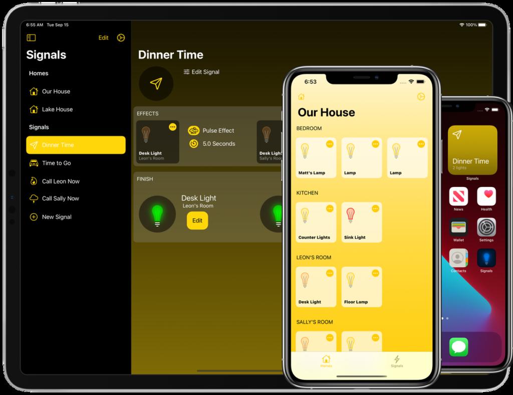 Signals for HomeKit: App erhält großes Update