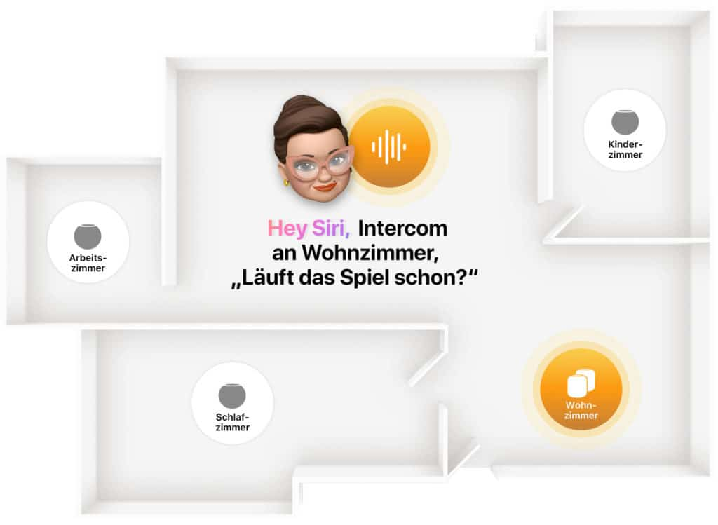 Intercom: Alle Details zu der neuen HomeKit-Funktion