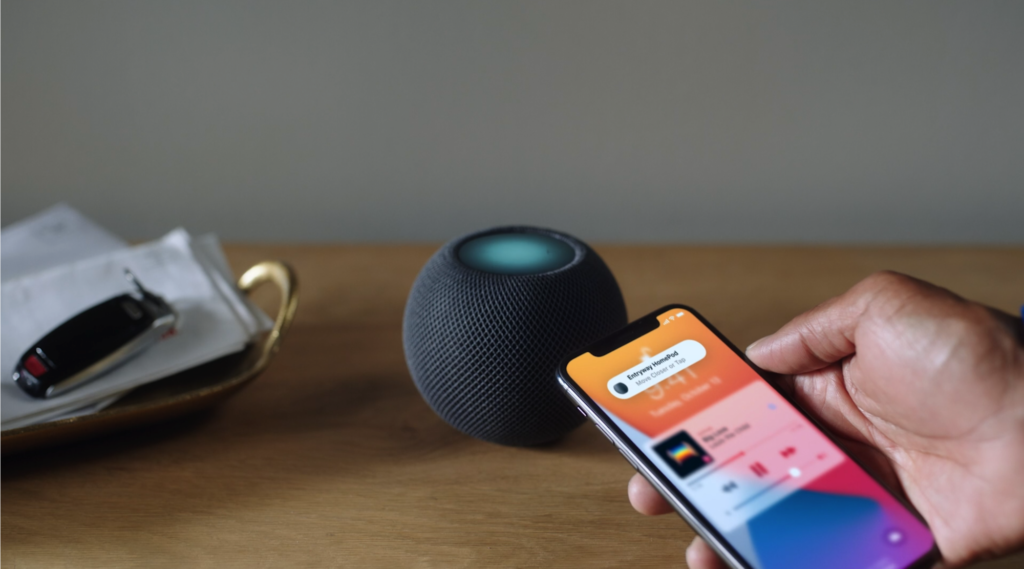HomePod Mini Audio