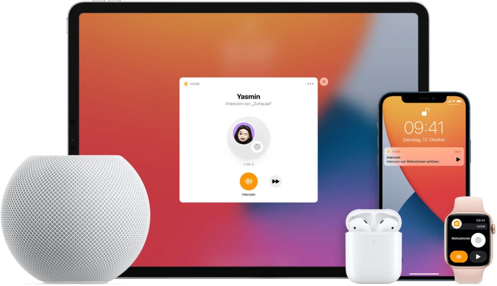 HomeKit Intercom