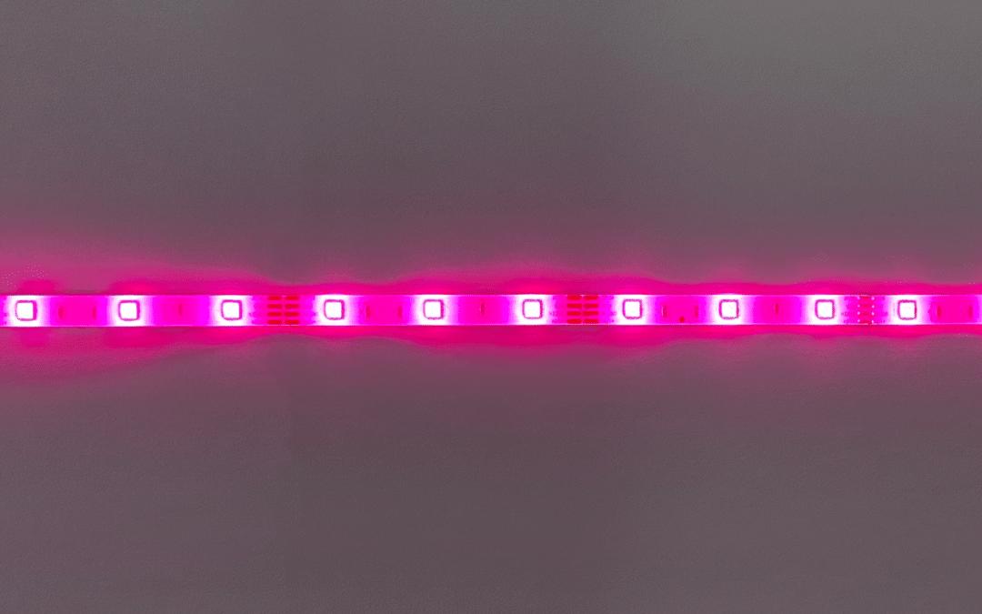 HomeKit Light Strip von meross: Lang, aber wenig oho
