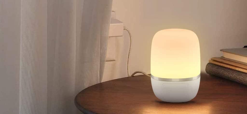 HomeKit-Nachttischlampe von Meross startet