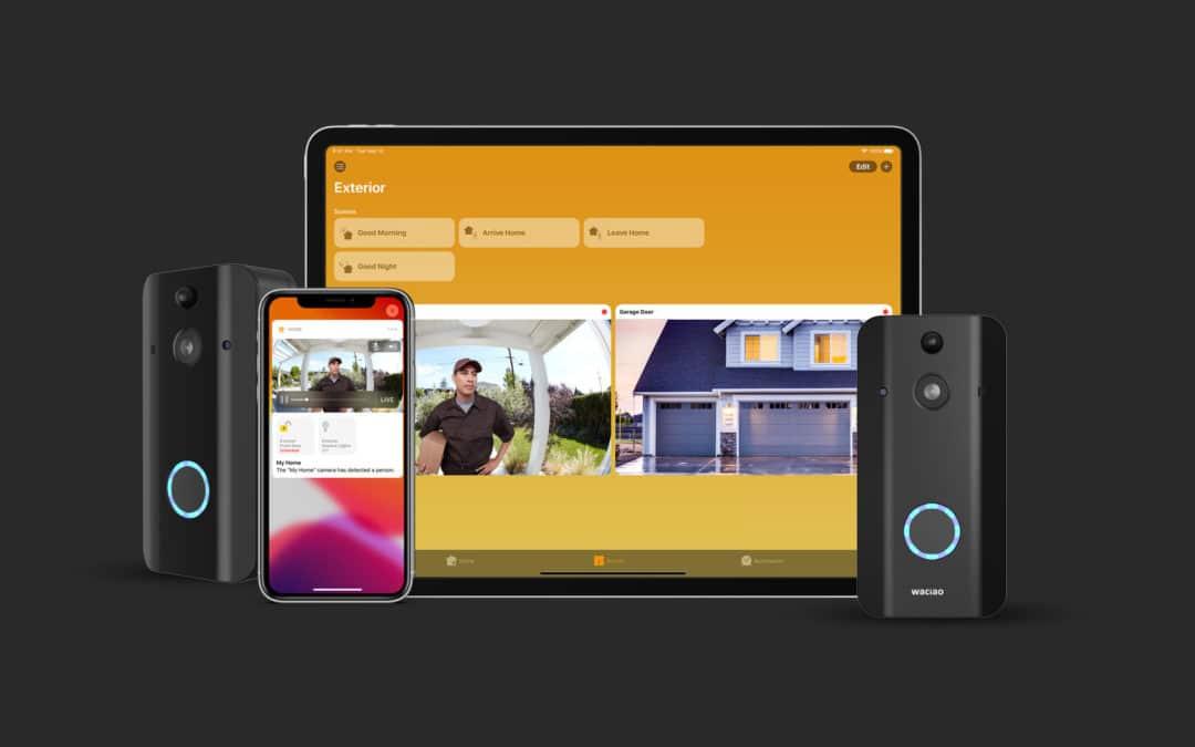 HomeKit Wochenrückblick: Neuer Home Hub, Wacaio listet HomeKit-Videotürklingel und mehr