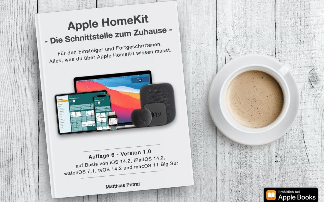 HomeKit-Buch: Vieles neu in der 6. Auflage