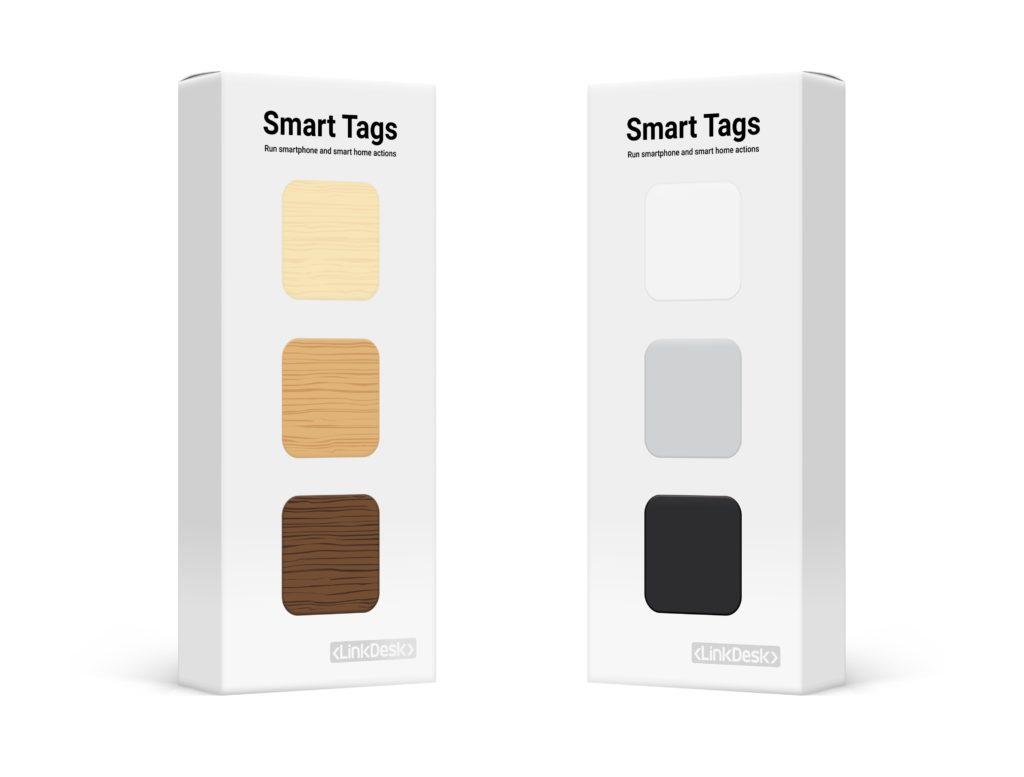 LinkDesk Smart Tags