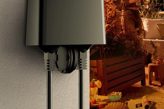 Meross veröffentlicht weitere HomeKit-Außensteckdose mit neuem Formfaktor