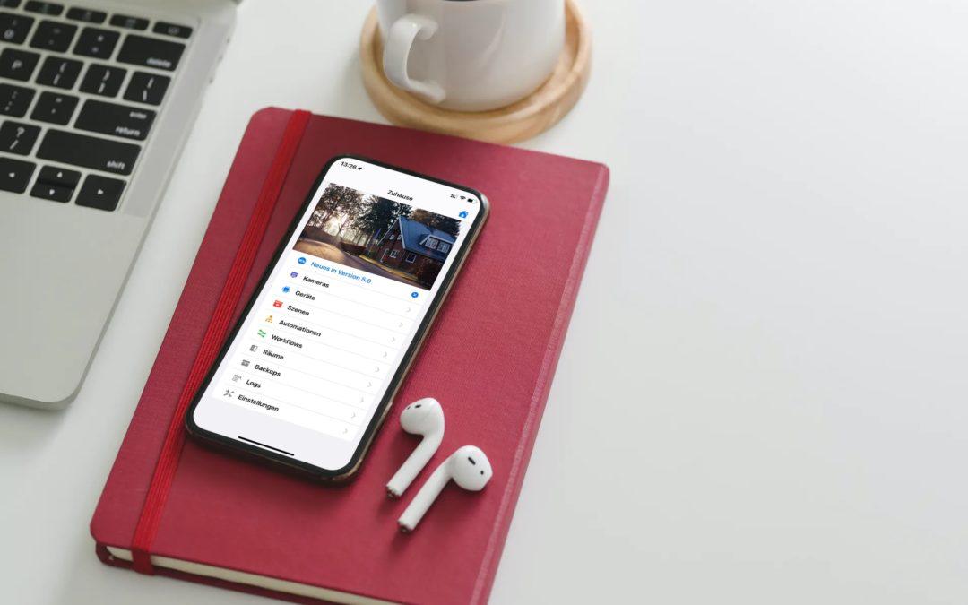 Controller für HomeKit: App erhält großes Update