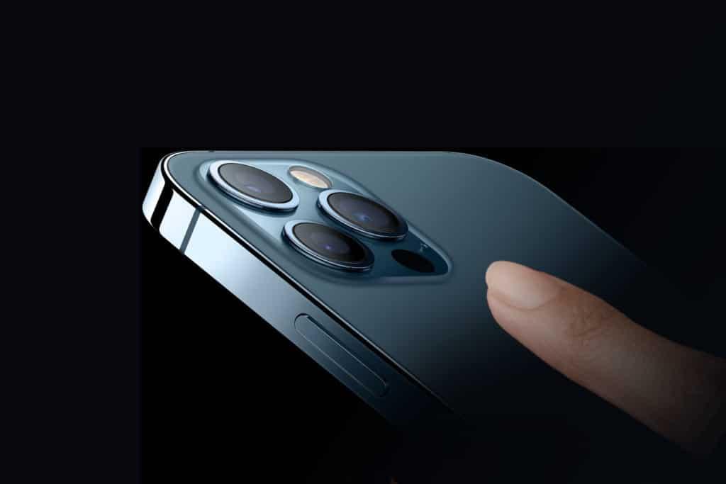 HomeKit-Geräte durch Tippen auf die Rückseite des iPhones steuern