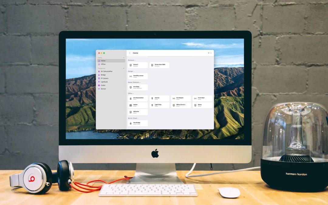 HomeKit Wochenrückblick: Neue Schreibtischlampe von Meross, HomePass für den Mac und mehr
