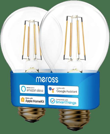Meross Retro Glühbirne (Doppelpack)