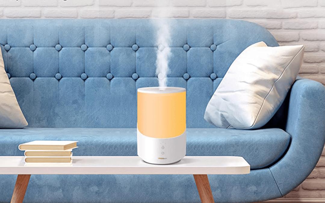 Der VOCOlinc Aroma Diffuser sorgt für Wohlbefinden