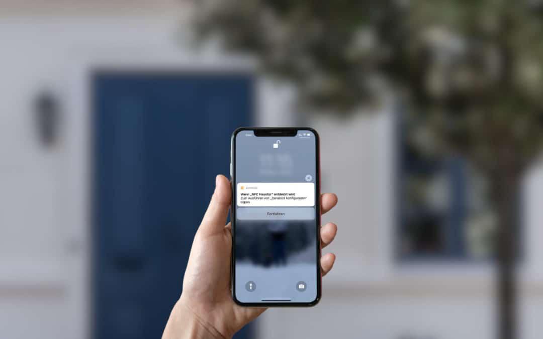 Das iPhone als Haustürschlüssel