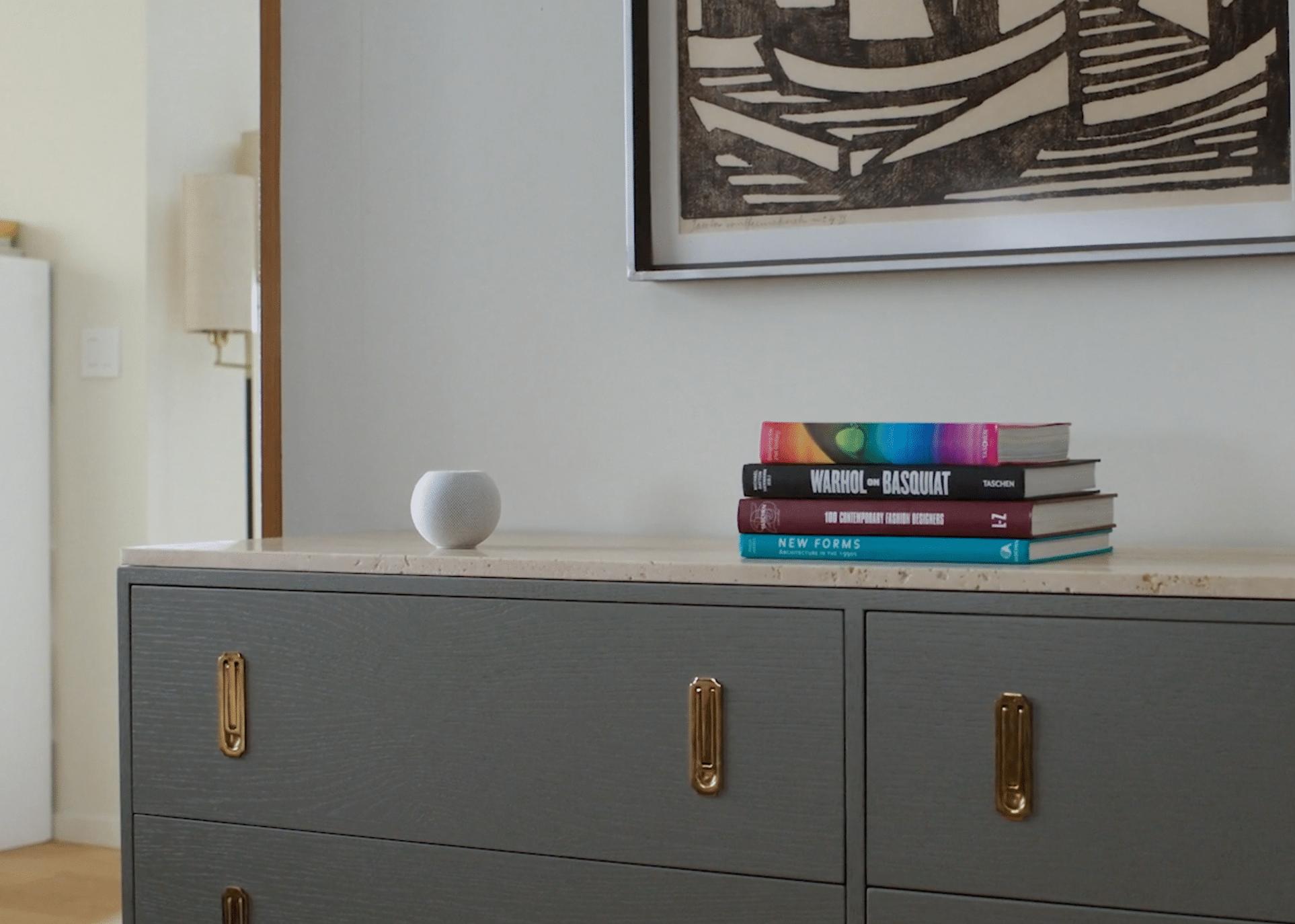 HomePod-Umgebungsgeräusche über HomeKit-Automationen auf AirPlay 2 Lautsprechern abspielen
