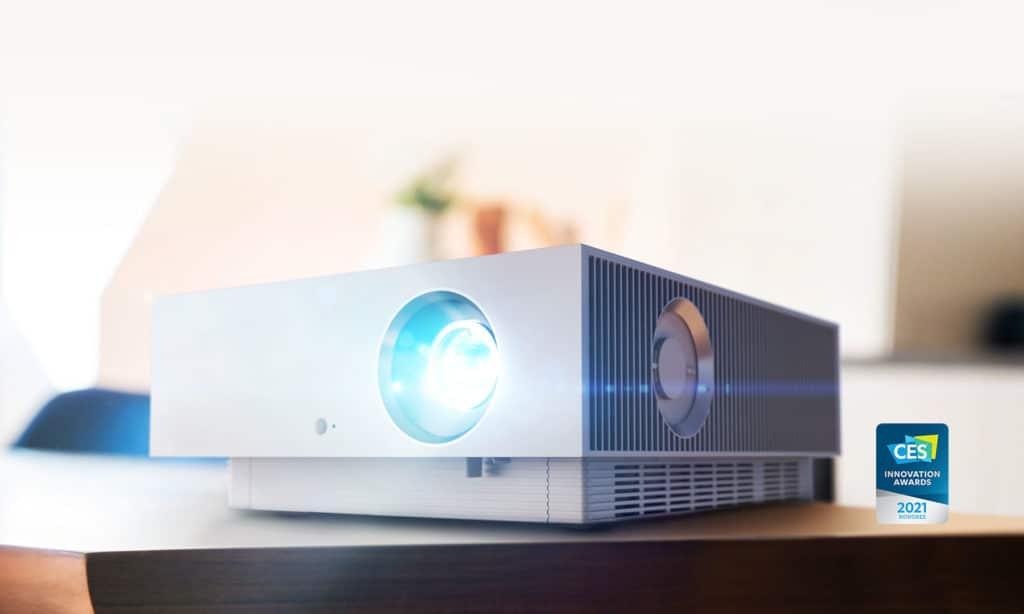LG kündigt Beamer mit HomeKit und AirPlay 2 an
