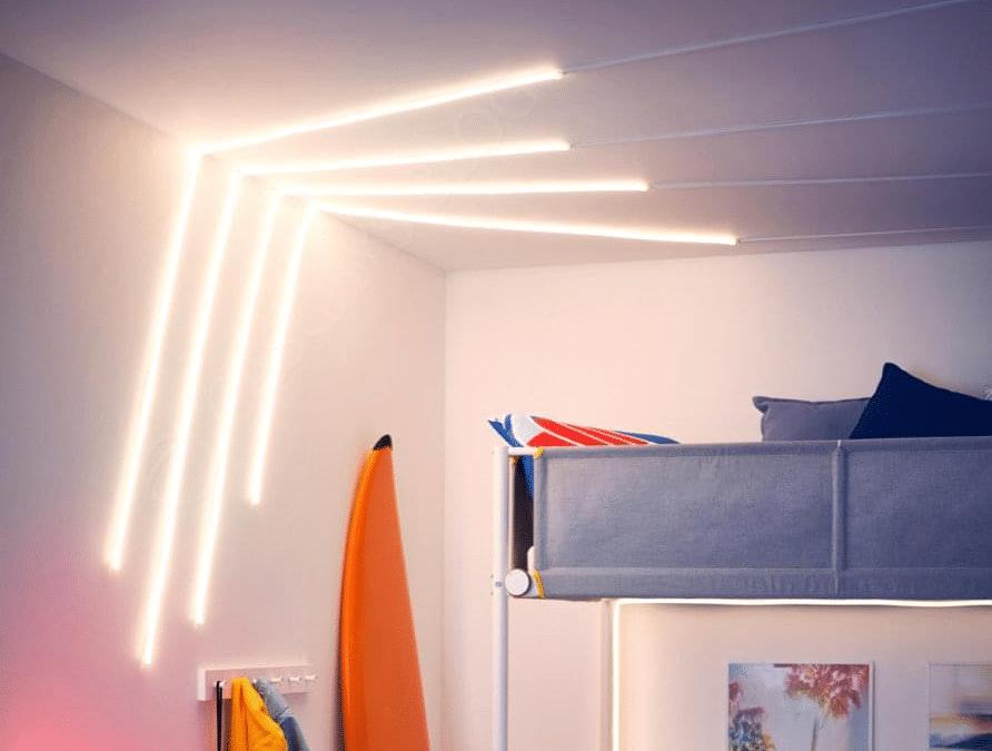 IKEA MYRVARV: Anpassungsfähige Lichtleiste vorgestellt