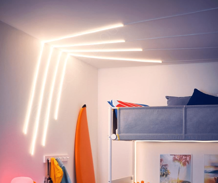 IKEA MYRVARV: Flexible Lichtleiste vorgestellt