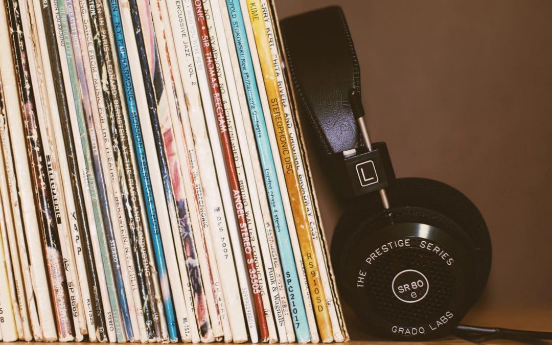 Die Plattensammlung auf AirPlay 2 Lautsprechern abspielen