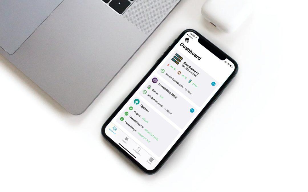 Homemanager 3: Homebridge-App komplett überarbeitet