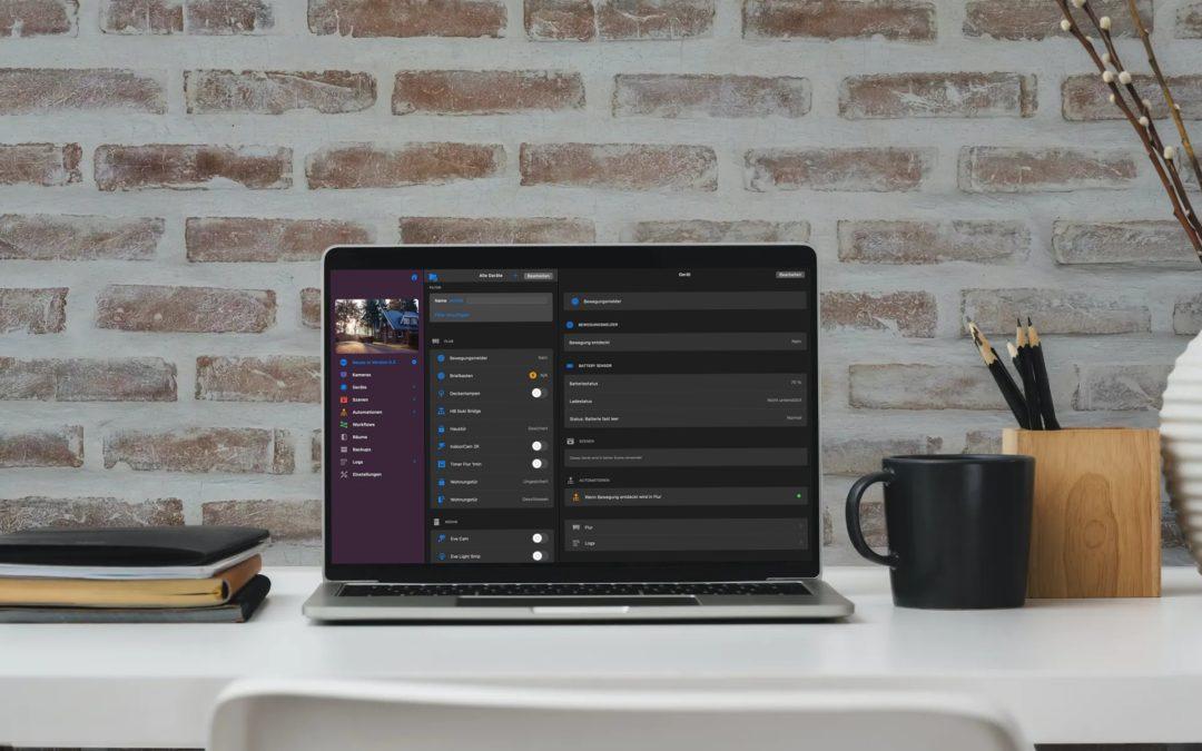 Controller für HomeKit kommt auf den Mac und die Apple Watch
