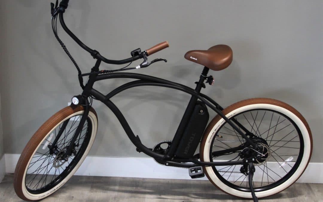 Den E-Bike Ladezustand überwachen