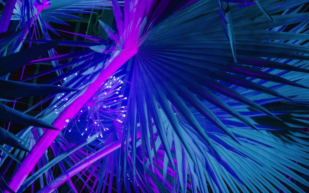Zeitabhängige Lichtsteuerung für den Garten