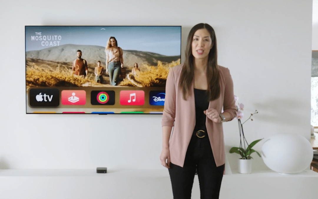 Apple stellt neuen Home Hub vor