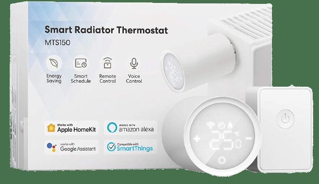 Meross HomeKit-Heizkörperthermostat MTS150