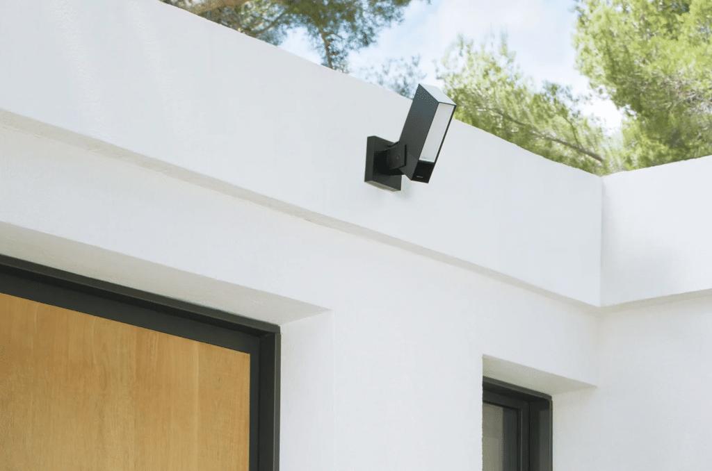 HomeKit Secure Video Update für Netatmo Außenkamera