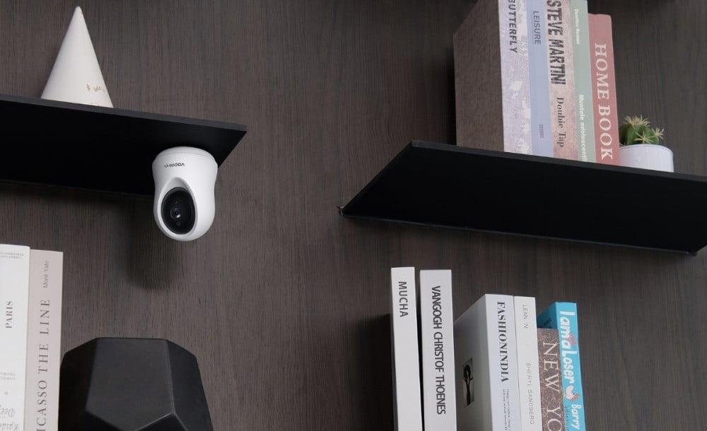HomeKit Secure Video Kamera von VOCOlinc erhältlich