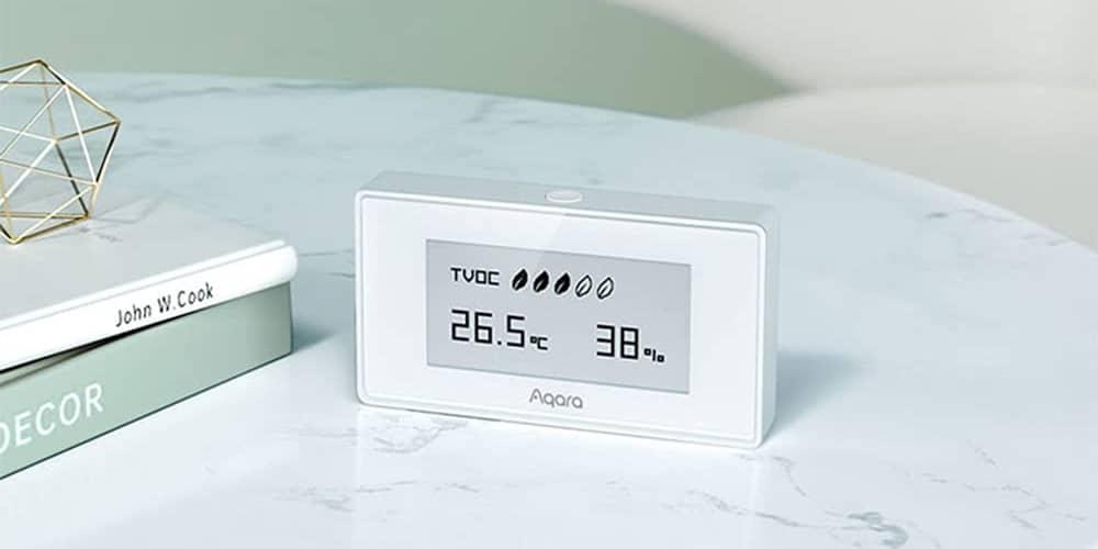 Neuer Aqara Luftqualitätssensor TVOC jetzt erhältlich