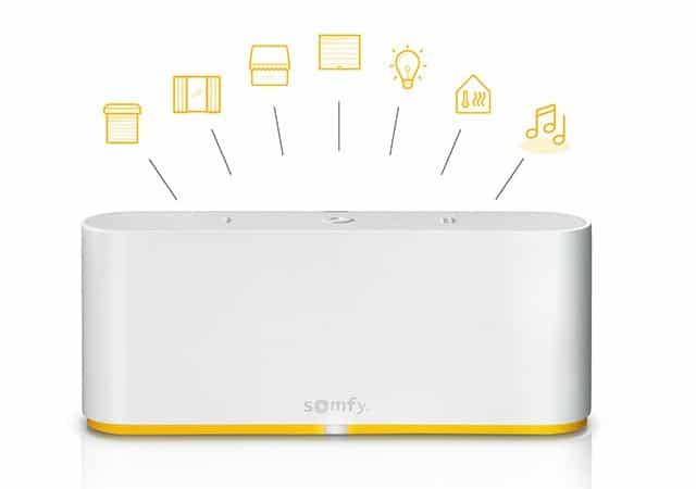 TaHoma Switch: Somfy veröffentlicht neue HomeKit-Zentrale