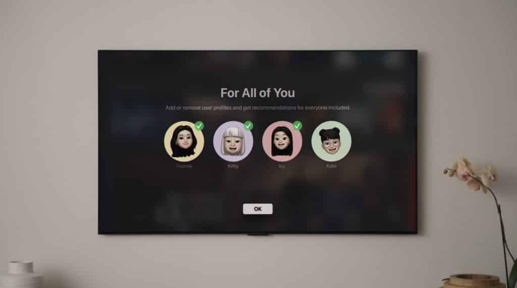 Bessere Apple TV Integration