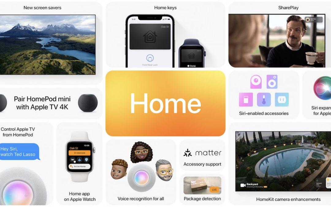iOS 15: Das sind die HomeKit-Neuerungen