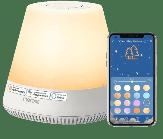 Meross Smart Cherub Baby Machine