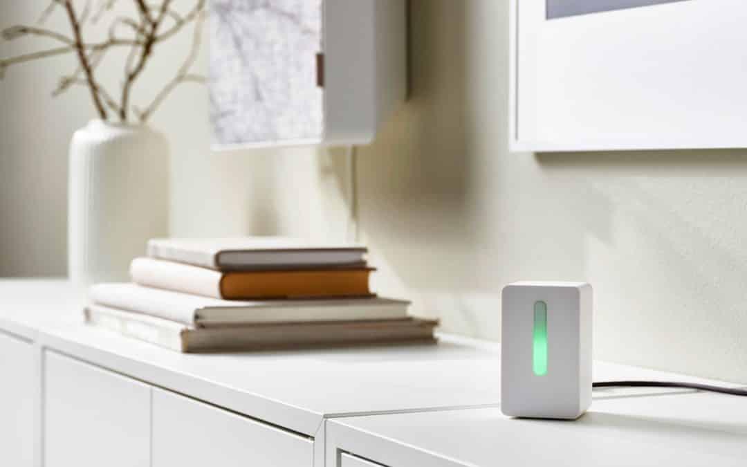 HomeKit Wochenrückblick: Dummer Luftqualitätssensor von IKEA gestartet, Philips Hue mit neuer App und mehr