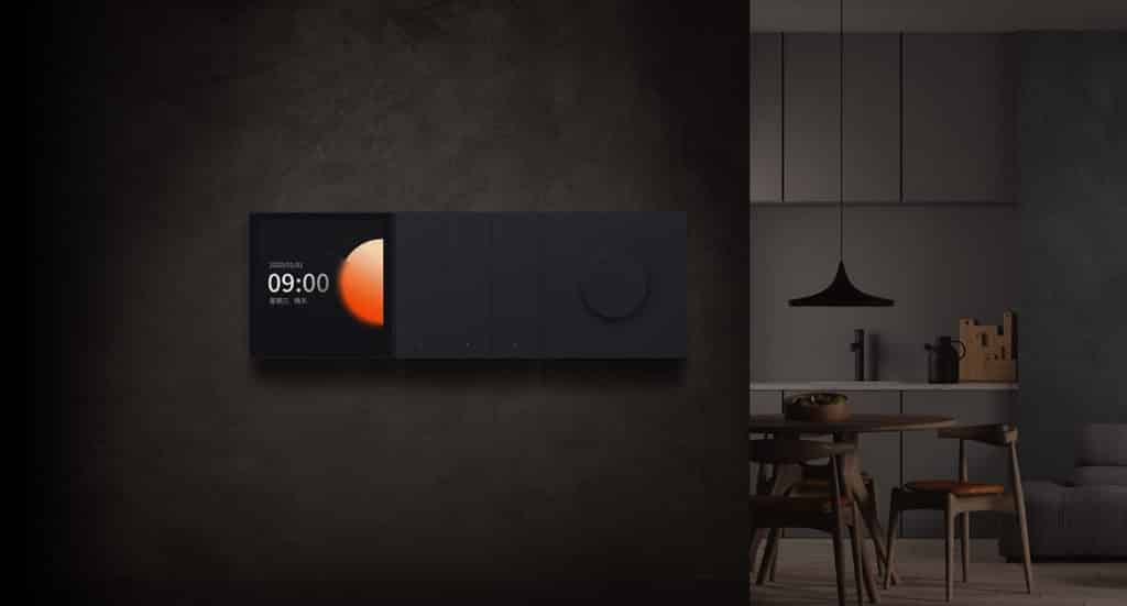 Aqara MagicPad S1: HomeKit-Wandschalter mit Touchscreen in neuer Version aufgetaucht