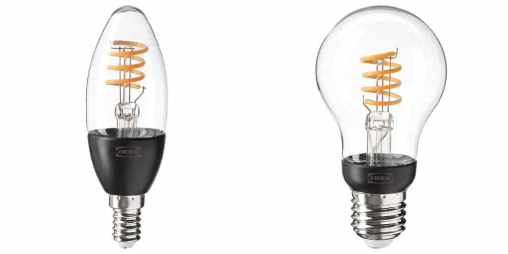 Neue Retro-Lampen mit geschwungenem Filament