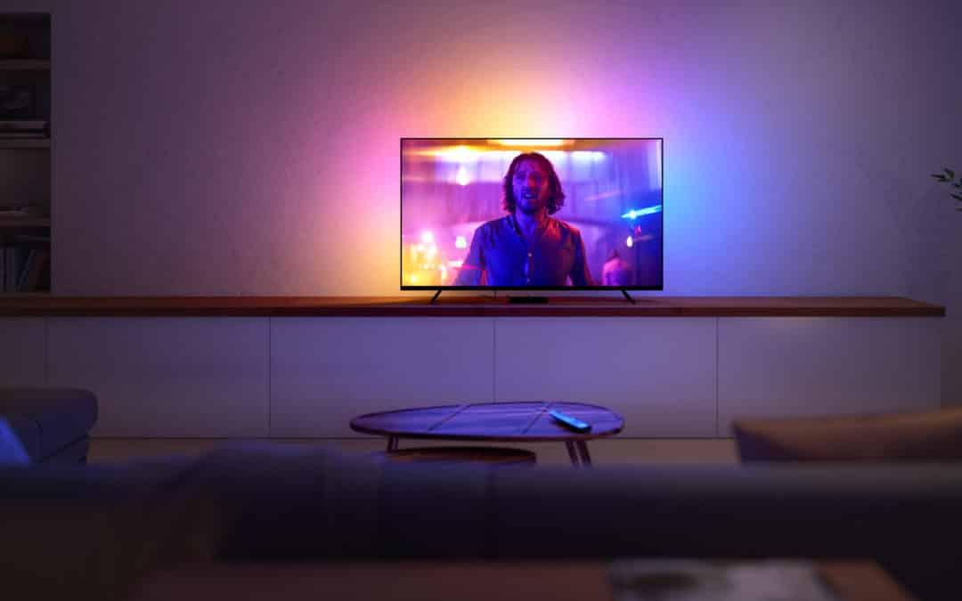 Philips Hue Gradient Lightstrip Ambiance: Mehrfarbiger Lightstrip kündigt sich an