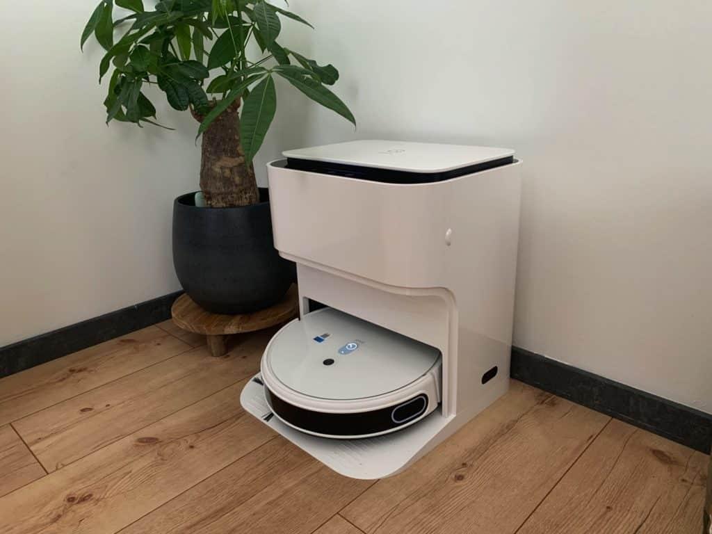 Yeedi Mop Station: Saug- und Wischroboter mit Selbstreinigungsstation im Test