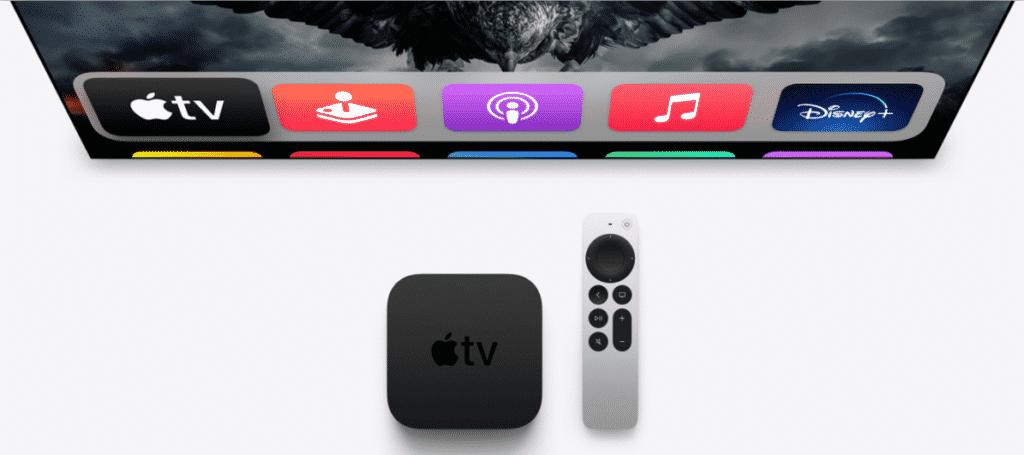 Siri Remote erhält eine neue Firmware