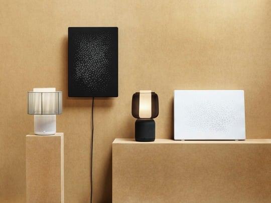 IKEA und Sonos: Neue SYMFONISK Tischleuchte startet Mitte November